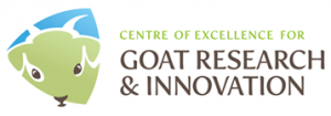 The Centre of Excellence for Goat Research and Innovation is the collective initiative of the Greater Peterborough Innovation Cluster, Ontario Goat, Trent University, the University of Guelph, and the Ontario Dairy Goat Co-operative.