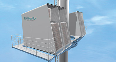 air to water products rainmaker worldwide