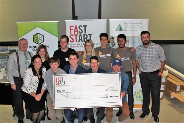 Aspiring Entrepreneurs Attending Trent & Fleming Invited to Submit Innovative Business Ideas to Pitch It!