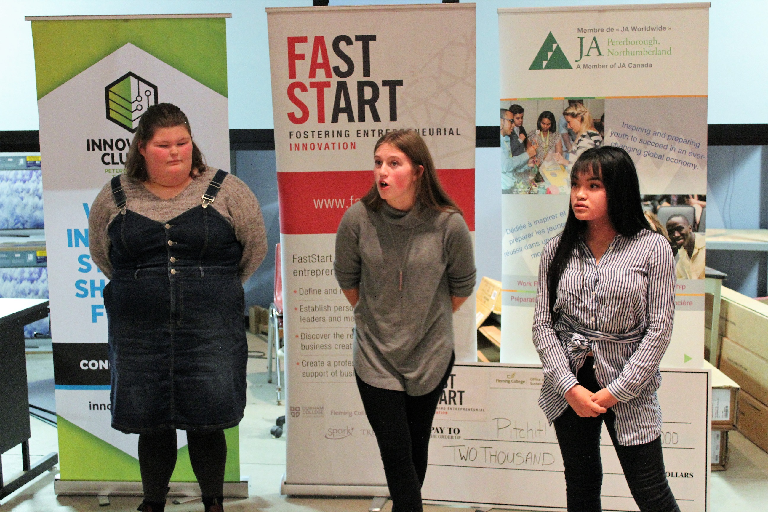 Top Fleming College and Trent University Students Announced for Pitch It! Competition!
