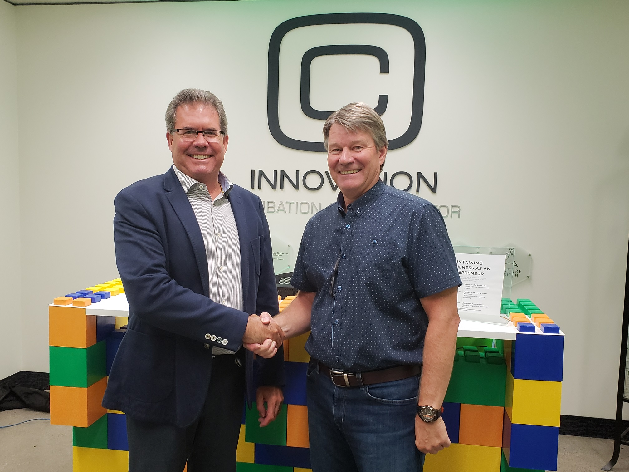 Innovation Cluster Signs MOU With Peterborough Utilities Group to Expand Peterborough's Water Market