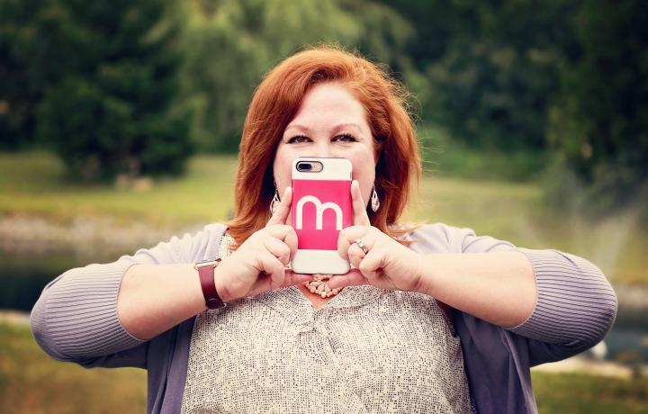 Location-based Mobile App Mamasoup Helps Moms Connect to Their Community to Reduce the Emotional Impact of Social Distancing