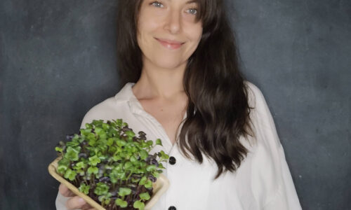 Female Founder Launches Online Marketplace for Peterborough Microgreens Business