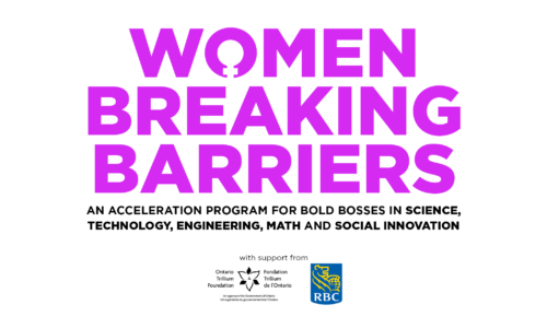 Innovation Cluster Opens Applications for Cohort 2 of Women Breaking Barriers Accelerator Program