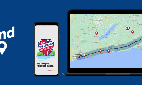 Local Company Big Clic Inc. Launches Unique The Weekend Route™ Visitor Attraction Marketing Platform to Boost Great Lakes Tourism Post-Pandemic